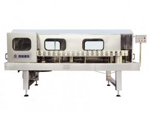 CP-6型六轮单列链轨式冲瓶机