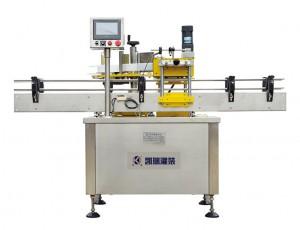 ZTB-1型不干胶圆瓶贴标机