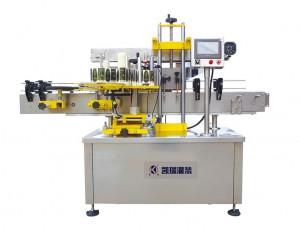 ZTB-2型不干胶扁瓶方瓶贴标机